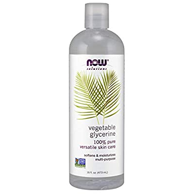 Now Solutions Vegetable Glycerin