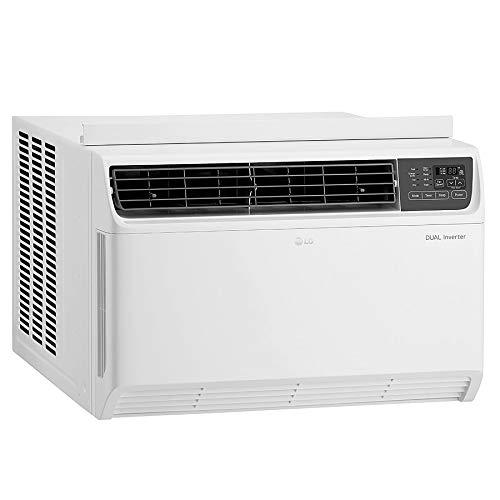 LG 1.5 Ton 5 Star Inverter Wi-Fi Window AC (Copper, 2020 Model, JW-Q18WUZA, White) India 2021
