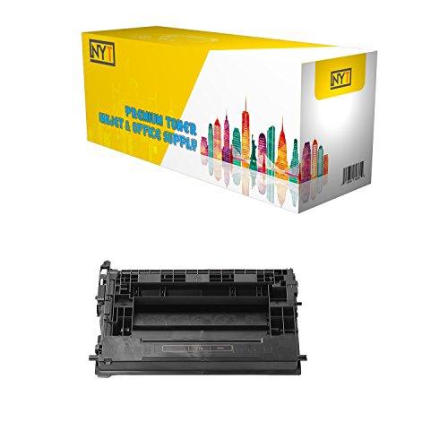 Compatible HP CF237A Toner Cartridge - HP 37A replacements for Laserjet & Enterprise flow MFP M632z M607dn M608n M608x M609dh M609dn MFP M631dn M631z MFP M632fht MFP M632h MFP M633fh - Cartridge Flow