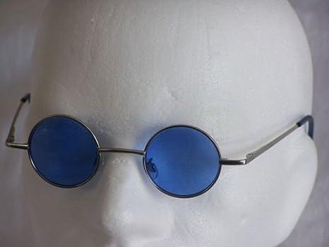 Aviateur style 60 's matrix 1807blau argent B37LCP