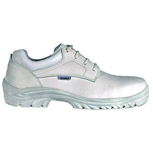 Cofra 63740-003.W44 Stige BIS S2 SRC Chaussures de sécurité Taille 44 Blanc