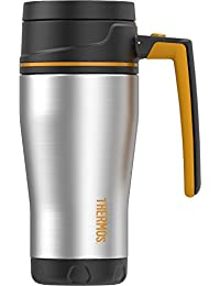 Thermos ELEMENT5 16 Ounce Double Wall Travel Mug,...