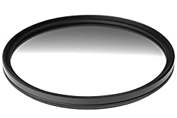 Firecrest Nd 95mm Graduated Neutral Density 1.5 (5 Stops) Filter For Photo, Video, Broadcast & Cinema Production