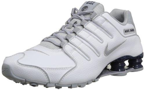 White Eu Nz homme Blanc Wolf Grey Navy Midnight de Nike Chaussures Shox sport BFxpx1q