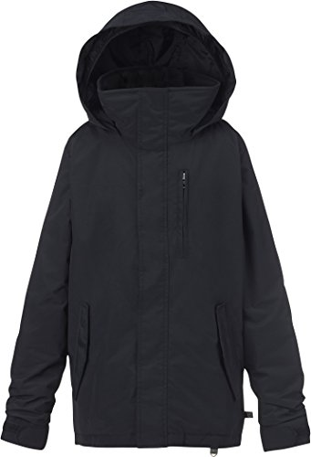 Burton Boys Link System Jacket, True Black, Medium