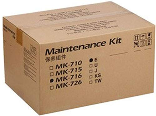 (Kyocera 1702GR7US0 Model MK-716 Maintenance Kit For use with Kyocera/Copystar CS-4050, CS-5050, KM-4050 and KM-5050 Workgroup Multifunctional Printers; Up to 500000 Pages Yield at 5% Average Coverage)