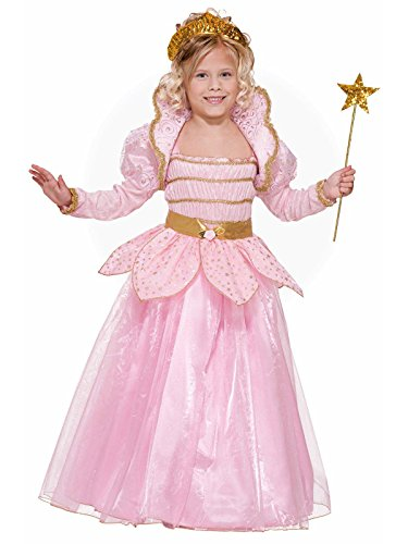 Forum Novelties Little Pink Princess Costume, Child Large