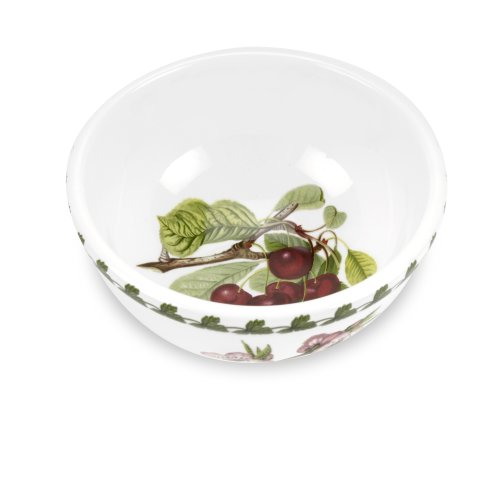(Portmeirion 749151045545 Pomona Individual Fruit Salad Bowl, set of 6, Multi )