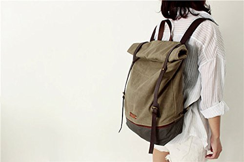 Image Unavailable. Image not available for. Color  waxed canvas backpack 0f165e3723e9c