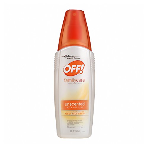 OFF! FamilyCare Insect Repellent IV, Unscented, 9 oz.