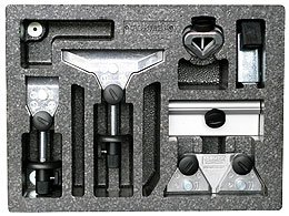 Tormek HTK-705 Hand Tool Kit, Set of 5 Jigs For Sharpening Knifes, Scissors, Carving Tools, Axe and Hatchets with T-7, T-3