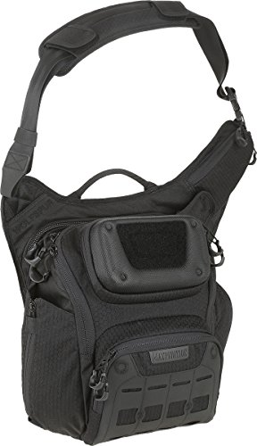 Maxpedition Wolfspur Shoulder Bag, Black