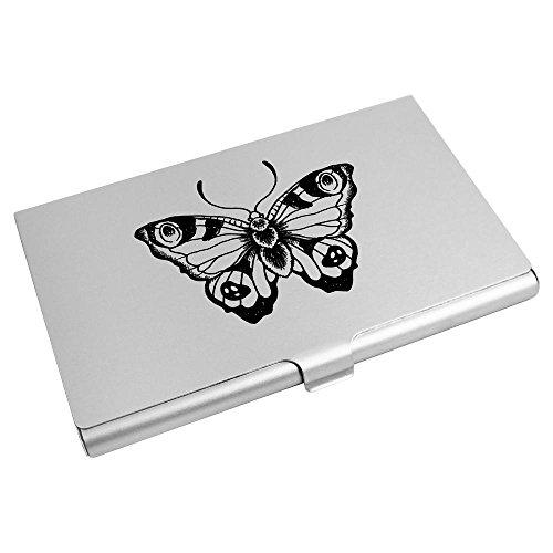 Credit Holder Card Butterfly' CH00006941 Card Azeeda 'Peacock Wallet Business qwYzYXI