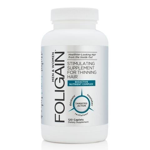 FOLIGAIN Stimulating Supplement Thinning Count