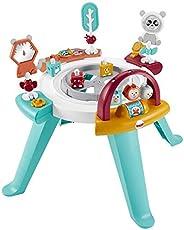 Fisher-Price Centro de Actividades Crece Conmigo Juguete para Bebés de 6 meses en adelante