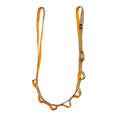 "Fusion Climb 7 Loop Standard Daisy Chain 5000 lb Test Stitched Nylon Webbing 43"" x 0.75"""