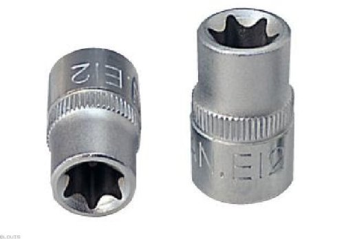 KS Tools 911.4343 Douille Torx 28 mm E16 4042146118276