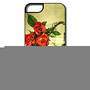 Geek Red Rose Diy For Touch 5 Case Cover Him