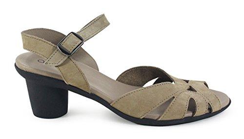 Elegante Sandale Zandboog