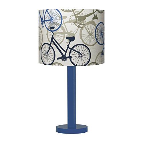 Abajur Luminária Sala Quarto Sala Bicicletas Bikes III Carambola