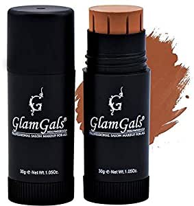 GlamGals Stick Foundation - Brown SF11