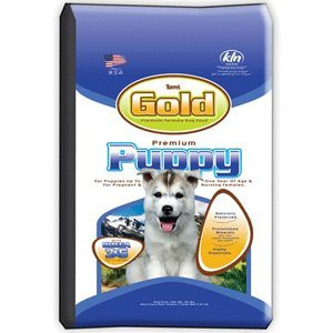 Puppy Food 20 Lb Bag - TUFFY'S PET FOOD 131006 Tuffy Gold Premium Food for Puppies, 20-Pound