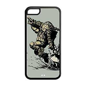 Diy iPhone 6 plus Bioshock Inspired Design TPU Case Cover For iPhone 6 plus iPhone 6 plus-NY1439