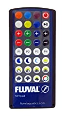 Replacement Remote for all OLD STYLE Fluval AquaSky LED Lights. It will NOT work with the new 2.0 AquaSky Lights that are controlled by Bluetooth. The AquaSky Fluval part numbers are A3997, A3998 & A3999. This is Fluval part A-20411.