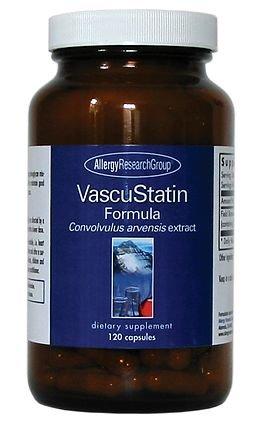 バスクステイン フォーミュラー(VascuStatin Formula 120 Caps)[海外直送品] B000LVDI3O