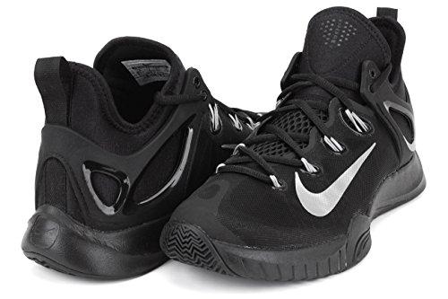 Nike Zoom Hyperrev 2015, Scarpe Baseball da Uomo Black
