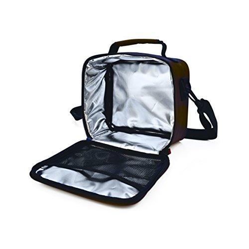 Iris Mini LunchBox Pocket Einheitsgröße braun