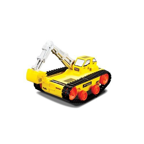 Maisto Assembly Line Power Builds - Backhoe Excavator (St...