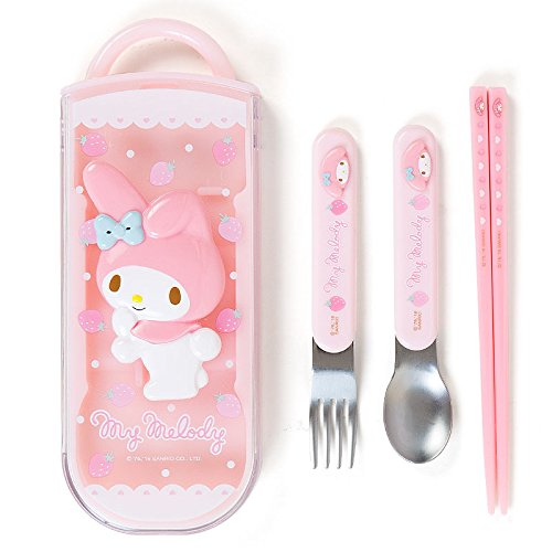 [Sanrio My Melody relief lunch trio From Japan New] (Famous Trios Costumes)