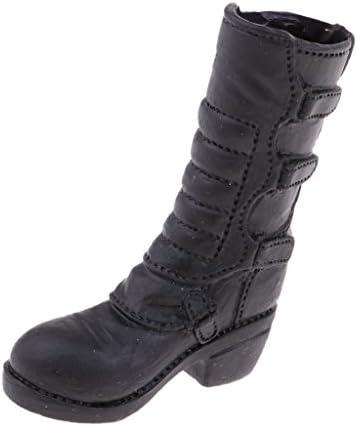 1/6スケール 人形ブーツ ドール靴 人形シューズ 人形靴 女性 ドール ドレスアップ 用品 全6選択 - #1