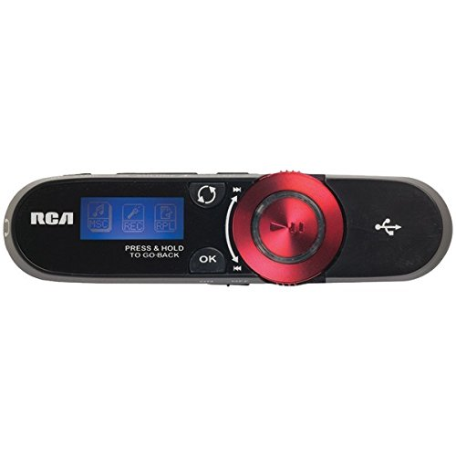 RCA TH2014 4GB MP3 Player with USB ()