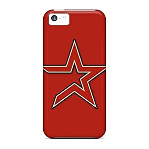 For DaMMeke Iphone Protective Case, High Quality Case For Ipod Touch 4 Cover Baseball Houston Astros Skin Case Cover