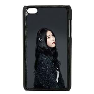 iPod Touch 4 Case Black hc01 iu kpop star music sonySLI_848071