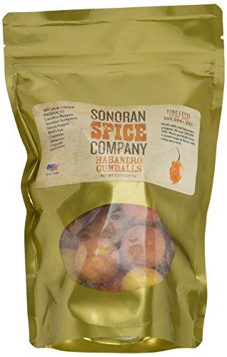 - Sonoran Spice Habanero Gumballs, 7.3 Ounce