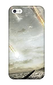 Fashion UsiThir704FtmSG Case Cover For Iphone 5/5s(battle Los Angeles Movie People Movie)