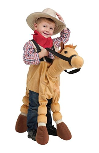 RIDE-A-PONY KIDS COSTUME (Brown Rideapony Child Costume)