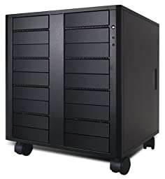 Copystars Duplicator case for build Blu-ray-CD-dvd-duplicator tower + power supply