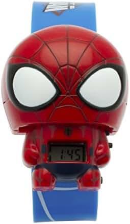 BulbBotz 2021159 Marvel Spiderman Light Up Watch