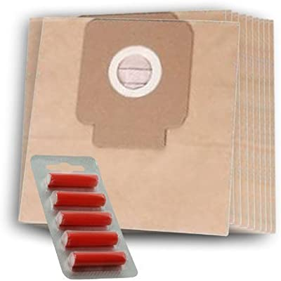 Set – 10 Lufterfrischer Sticks + 10 Staubsaugerbeutel