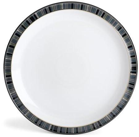 Denby Jet Stripes Dinner Plate  sc 1 st  Amazon UK & Denby Jet Stripes Dinner Plate: Amazon.co.uk: Kitchen u0026 Home