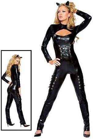 Catwoman-de disfraz de grupo de, la ropa interior sexy, talla ...