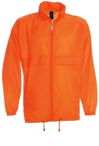 Windbreaker 'Sirocco', Farbe:Orange;Größe:XL XL,Orange