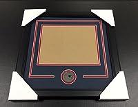 NEW ENGLAND PATRIOTS Medallion Frame Kit 8x10 Photo Double Mat HORIZONTAL