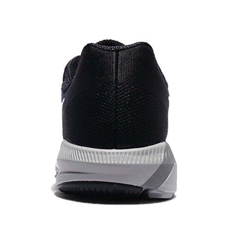 buy popular e6401 fd45b Nike Women s Air Zoom Structure 21 Running Shoe BLACK WHITE-WOLF GREY-COOL