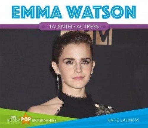 Emma Watson (Big Buddy Pop Biographies)