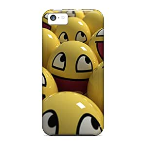 Iphone 5c Cases Bumper Covers For Smiley Face Ball Accessories